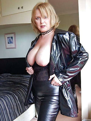 mature gentry in latex eroticax