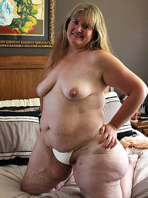 beauty fat mature pic