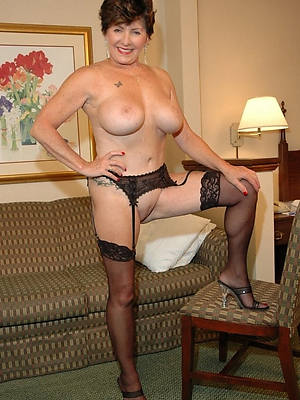 mature nylon fetish