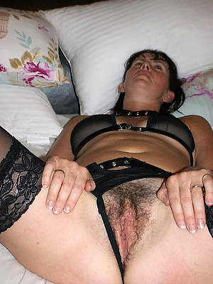 number four unshaved mature pussy pics