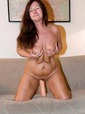mature dildo masturbation