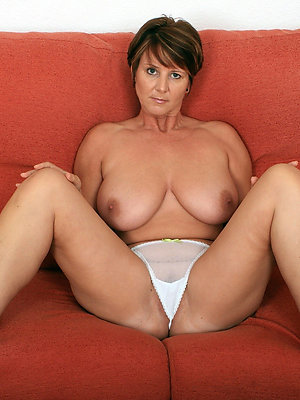 slutty mature moms in trunks