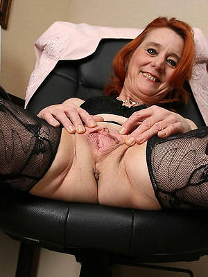 naked pics of redhead mature pussy