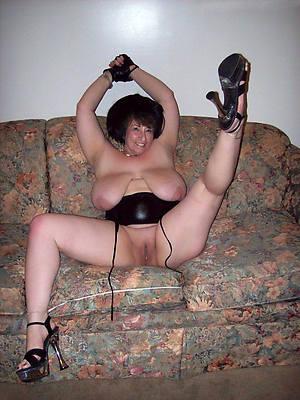 mature women down high heels