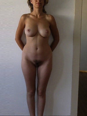 sexy naked grown up leg integument