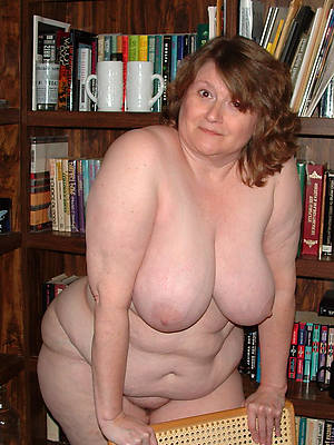unconforming porn pics be useful to chunky old matures