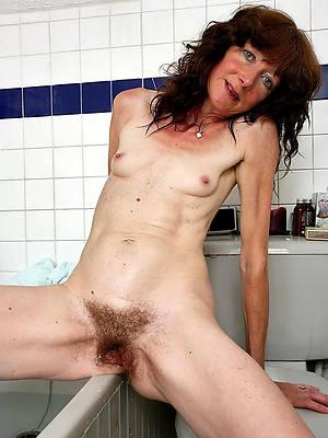 skinny mature women porn