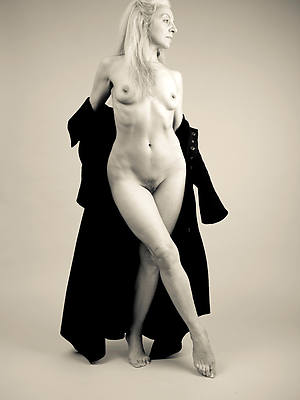 beautiful 50 genre grey matures in one's birthday suit pics