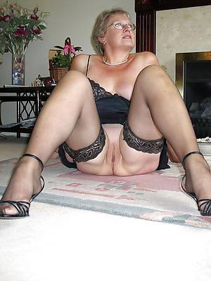 classy mature stockings porn pics