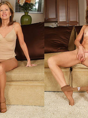 naked pics of woman dressed undressed