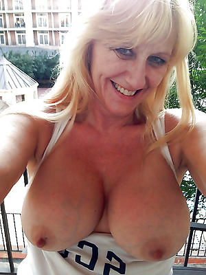 slutty mature sexy selfies