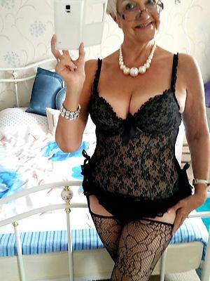 crazy hot sexy mature selfies