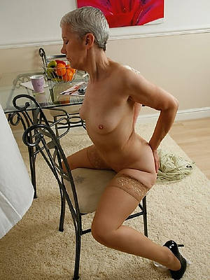 older of age mom