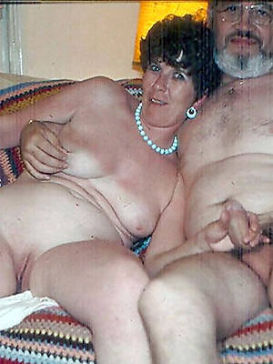 sweet nude mature amateur couple