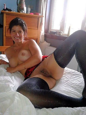 mature stockings sex