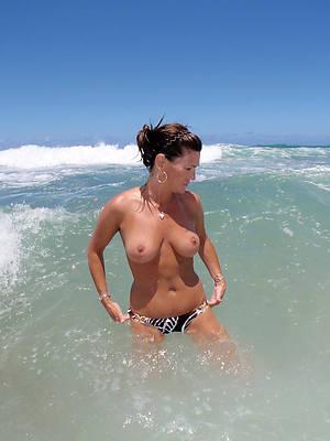 fresh mature beach pictures