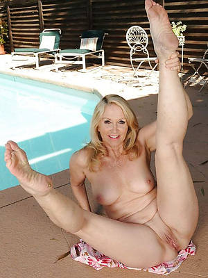 beautiful hot mature legs veranda