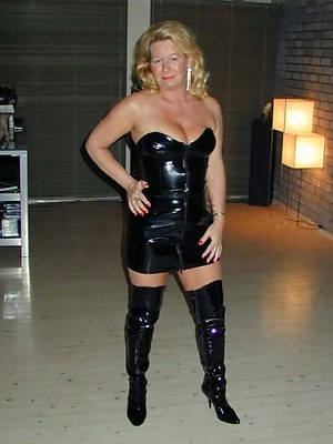 mature in latex