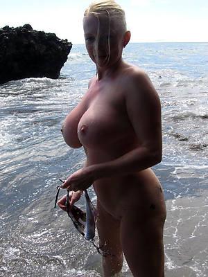 mature on beach porns