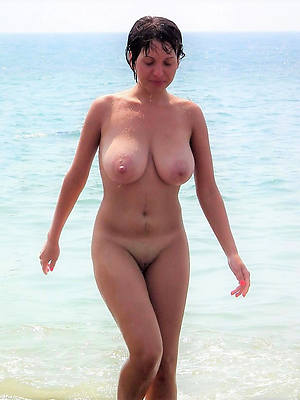 really mature nude beach photos