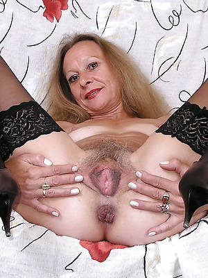 amateur unshaved mature pussy on one's high horse def porn