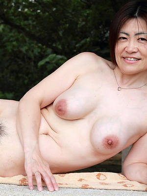 asian granny full-grown porno pics