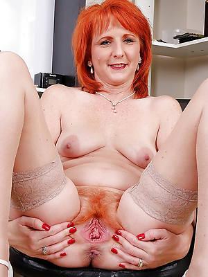 free hd nude mature redhead women