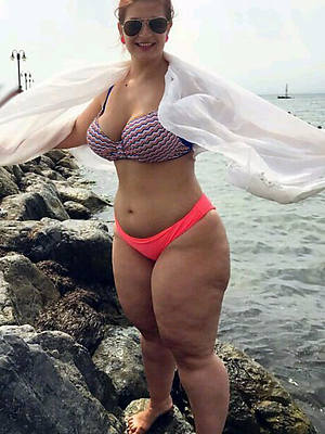 old women in bikinis