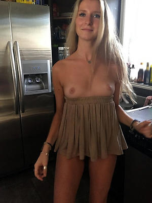 naughty small mature tits