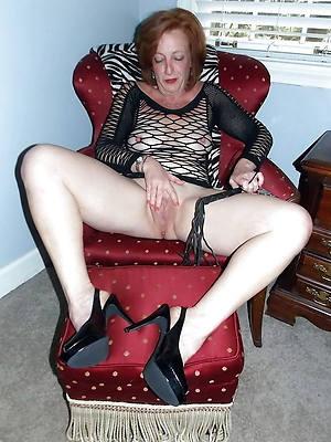 beautiful despondent mature in heels pictures