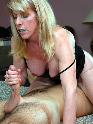 nasty mature handjob xxx