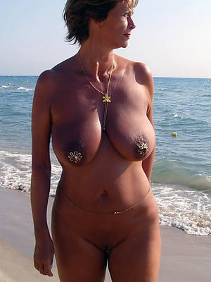 uncovered horny matures on the beach pics