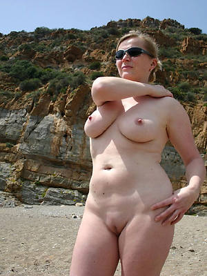 naked pics of hot matures on the beach