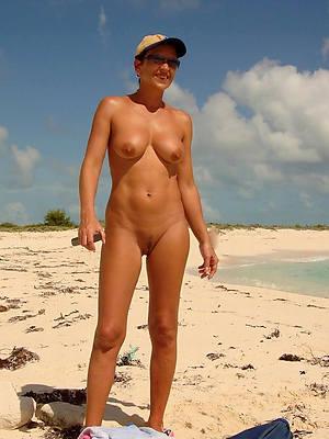 blue matures on the beach porn