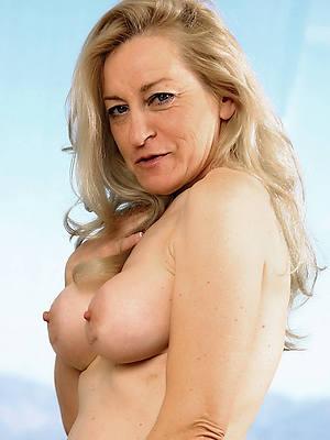 despondent unconforming 50 year superannuated mature women pics