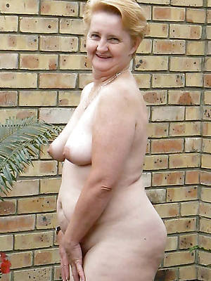 revealed pics be incumbent on sexy mature granny pussy