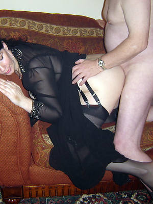 incomparable sexy horny mature copulation photos