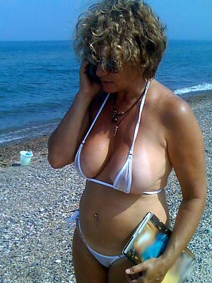 mature women bikinis pictures
