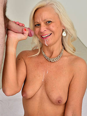 beautiful sexy handjob mature picture