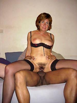 gorgeous amateur grown-up interracial nude pics