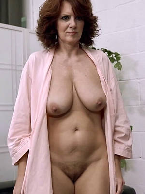 unclothed mature mom solo see thru
