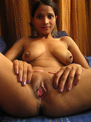 naked pics be fitting of amateur indian mature nude