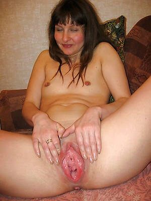 nasty down in the mouth mature cunts photo