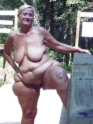 hot downcast ancient fat women pussy
