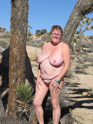 hot grey women pics