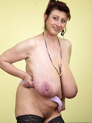 magnificent mature chubby big tits