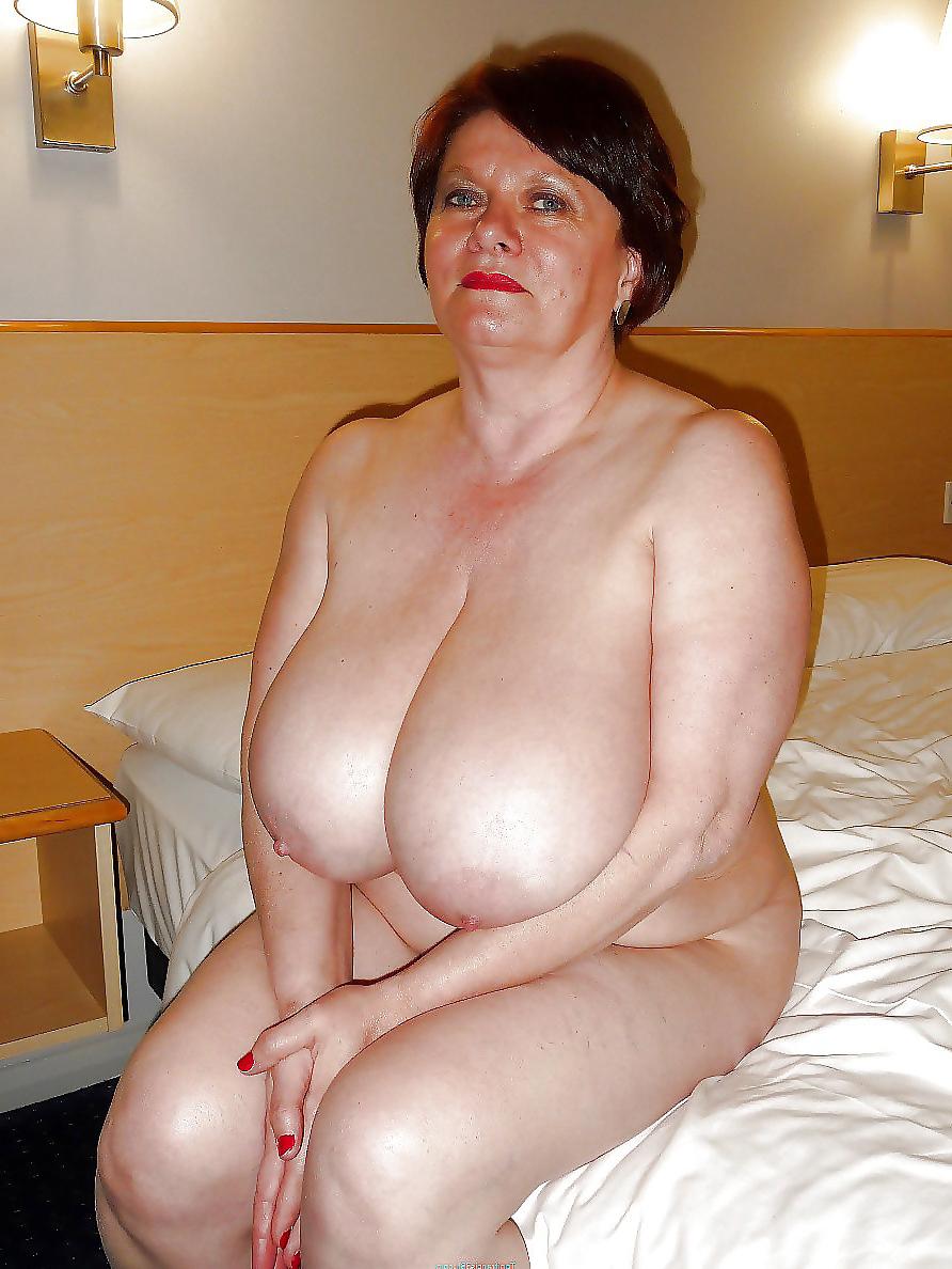 Pics mature tits Mature Big